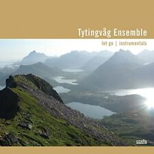 Tyingvag Ensemble - Let Go - Instrumentals [CD]
