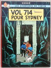 Tintin Vol 714 pour Sydney EO 1968 B37 état Proche Neuf Hergé