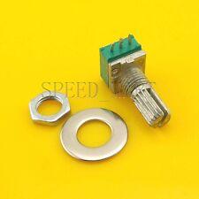 B1K Audio Amplifier Sealed Potentiometer 15mm Shaft 3 pins