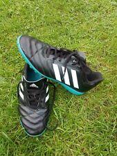 Adidas SPG 753001 Men's boys girls uk 5. indoor football boots trainers black