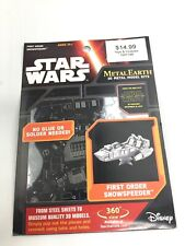 Metal Earth Star Wars 3D Puzzle Micro Model *First Order Snowspeeder*