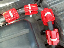 4 x Magnetic Fuel Saver For Petrol & Diesel Any Make & Model Vehicle Bike Truck