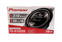"Pioneer TS-G1020S 4"" 2-Way Coaxial Speaker with 210 Watts Max. Power"
