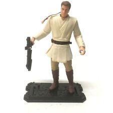 rare Star Wars 1999 Obi-Wan Kenobi Episode 1 Jedi duel Phantom Hasbro Figure toy