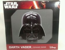 Star Wars Darth Vader Ceramic Coin Bank