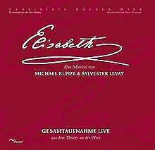 Elisabeth - Das Musical - Gesamtaufnahme Live aus dem Thea... | CD | Zustand gut