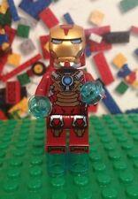 LEGO Iron Man MK17  Heart Breaker Armor 76008 sh073