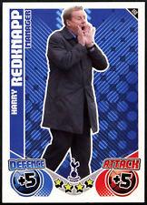 Harry Redknapp #460 Topps Match Attax 2010-11 Football Card (C602)