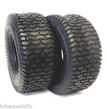 TWO 15x6.00-6 Tires for Craftsman Deere MTD Murray Toro SET OF 2 NEW TIRES