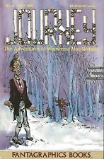 JOURNEY #18 JULY 1985 ADVENTURES OF WOLVERINE MACALLISTAIRE FANTAGRAPHICS