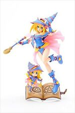 Hobby Japan Yu-Gi-Oh! Duel Monsters Black Magician Girl with Chibi Figure NEW