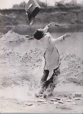 Alain DELON Henri VERNEUIL Photo Culte Originale Le CLAN DES SICILIENS