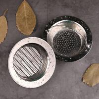 1pc Stainless Steel Kitchen Sink Strainer Waste Plug Drain Stopper Filter Basket