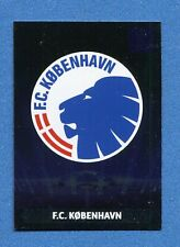 CHAMPIONS 2013-2014 -Adrenalyn Panini- Card BADGE - KOBENHAVN