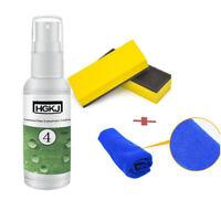 HGKJ Auto Care Car Windshield Liquid Ceramic Coat Super Hydrophobic Glass Coa AL