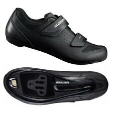 2018 Shimano Men's Rp1 Bicycling Shoes Black 44