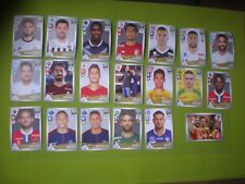 Stickers FOOT 2017/18 - PANINI - CHAMPIONNAT FRANCE LIGUE 1 - 2