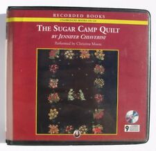The Sugar Camp Quilt 7 by Jennifer Chiaverini (2005, CD)