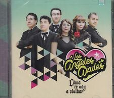 Los Angeles Azules Como te boy a Olvidar CD New Nuevo sealed