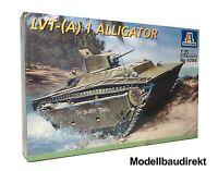 LVT-(A) 1 Alligator Panzer Bausatz 1:35 Italeri 6384 NEU & OVP