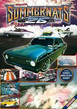 Official Street Machine SUMMERNATS 26  DOUBLE DVD! V8s Burnouts Showcars + MORE!