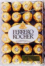 Ferrero Rocher Fine Hazelnut Chocolates Gift Box, 48 Pieces, 600g