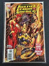 Justice League America #20 Signed SS DC Comics Combine Shipping