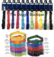 Casual Canine - Dog Puppy Collar - Bulk Rescue Shelter - 11 Colors - Xs, S, M, L