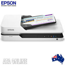 Epson Workforce DS-1630  ( B11B239501 ) Flatbed Document Scanner with Warranty