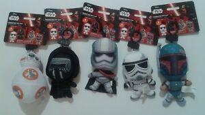 Star Wars Character Bag Clip