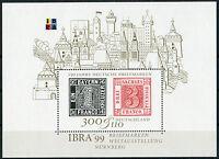 Bund Block 46 sauber postfrisch BRD 2041 IBRA München 1999 MNH
