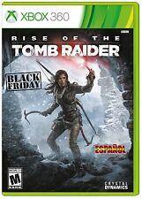 Rise of the Tomb Raider - Xbox 360 - Standard Edition completamente en ESPANOL