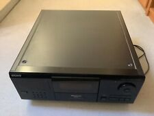 Sony Compact Disk Player CDP-CX 200 Mega Store 200 CD Wechsler!