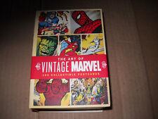 2007 The Art of Vintage Marvel vf/nm