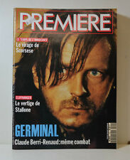 PREMIERE MAGAZINE 10/93 CLAUDE BERRY - HARVEY KEITEL - D DAY LEWIS    (P65)