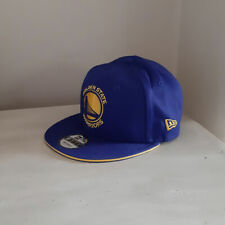 Golden State Warriors 9FIFTY Line Snapback Hat - Size Small/Medium