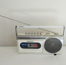 CFM-120 SONY Radio Cassette-Recorder Player AM/FM tested working good F/S