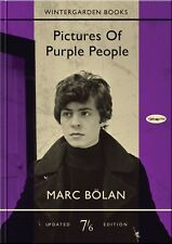 Marc Bolan - Pictures Of Purple People (Book+CD) BLNM066