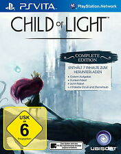 PS Vita Spiel Child Of Light wie - NEU - OVP Complete Edition Sony Playstation