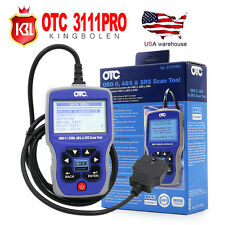 OTC 3111PRO Automobile OBD2 Scan Tool Scanner With Two Year Warranty