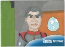 Stingray Gerry Anderson Sketch Card drawn by Danielle Adams