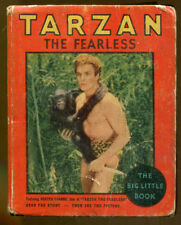 Tarzan the Fearless Starring Buster Crabbe-Vintage Big Little Book-1934