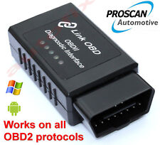ELM327 Bluetooth OBD 2 CAN V1.4 Fits Nissan LeafSpy Leaf Spy ANDROID