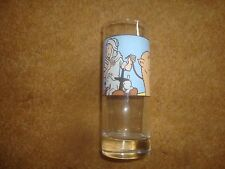 Tintin Glass - 1994 Axis - Crab with the Golden Claws  - very rare.