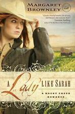 A Lady Like Sarah .. NEW