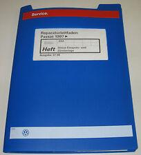 Werkstatthandbuch VW Passat B5 Typ 3B Simos Einspritzanlage Zündanlage MKB ANA!