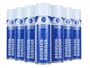 12x 500ml Intensiv Bremsenreiniger Teilereiniger Spraydose frei Haus (D)
