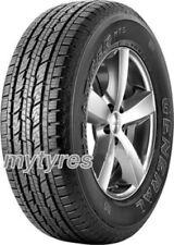 4x Summer Tyre General Tire GRABBER HTS 60 265/70r17 115s M S FR