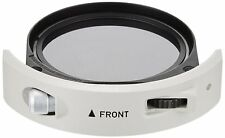 Canon Camera for drop-in circular polarizing filter PL-C 52(WII)