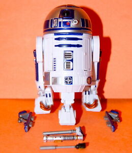 STAR WARS BLACK SERIES R2-D2 #04 LOOSE COMPLETE